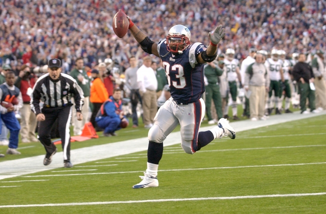 Kevin Faulk Elected Into New England Patriots Hall of Fame