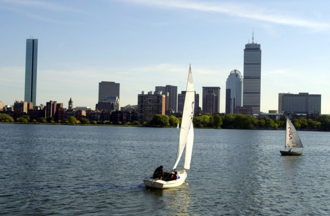 Boston Is Third On List Of America's Best Running Cities