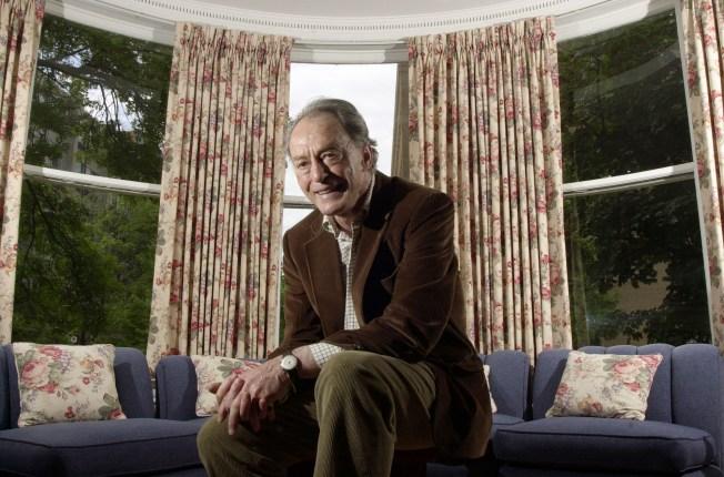 'X-Files' Actor Peter Donat Dead at 90