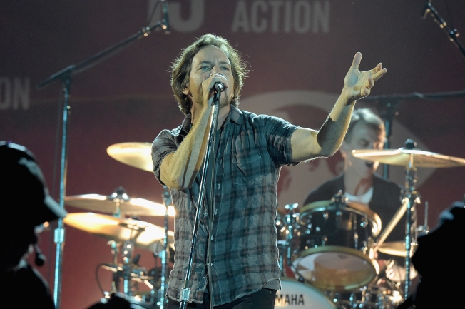 Pearl Jam to Play at Fenway Park This Summer