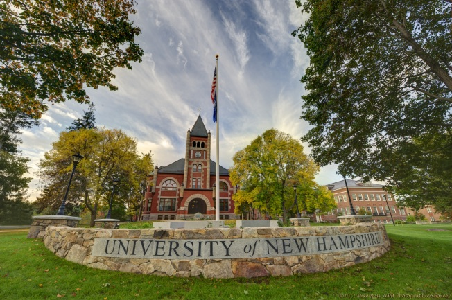 2 UNH Researchers Charged With Misusing Federal Grant Money