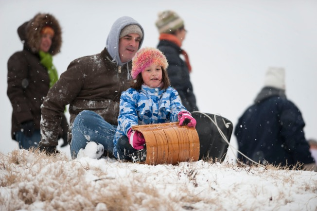National Toboggan Championships Begin
