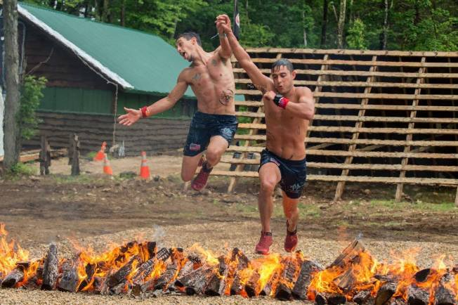 Through Fire and Mud: The Rutland Spartan Race