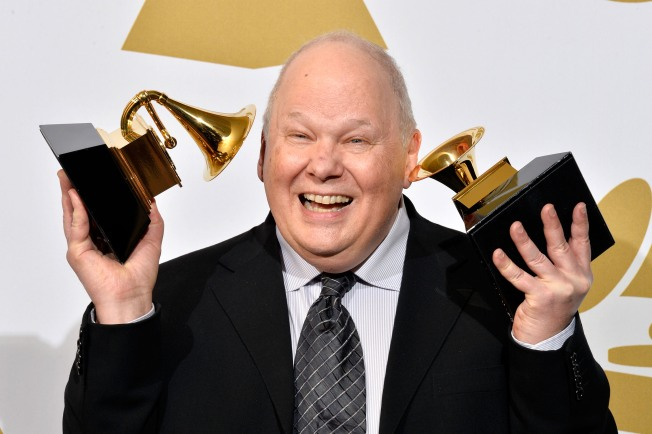 Maine's Bob Ludwig Wins His 11th Grammy Award