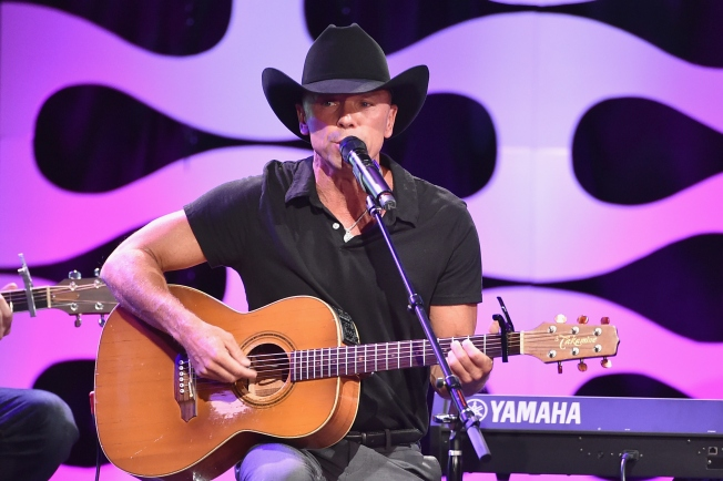 Kenny Chesney Announces Return to Gillette Stadium