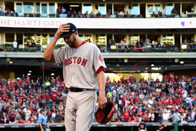 Red Sox to Return Home in a 2-0 Hole