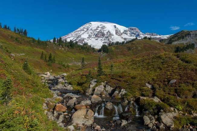 Mass. Man Dies Falling From Washington Mountain