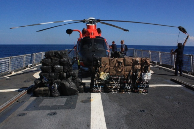 Boston-Based Coast Guard Cutter Seizes $92M in Cocaine
