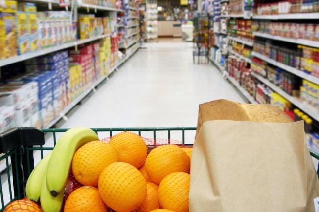 Cost of Food Increases 15 Percent in RI: Food Bank