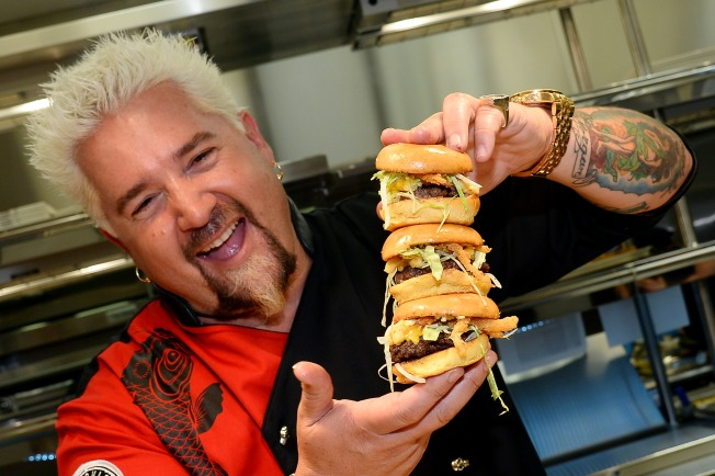 Guy Fieri Look-Alike Spotted at Branford Wedding Venue?