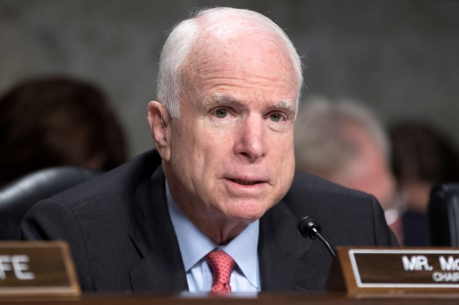 Rhode Island Governor Orders Flags Lowered for John McCain