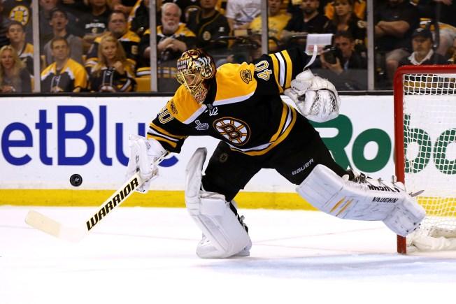 Tuukka Rask Rescues Bruins in Seventh Shutout This Season