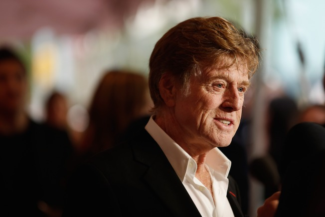 Actor Robert Redford to Deliver Colby's Commencement Address