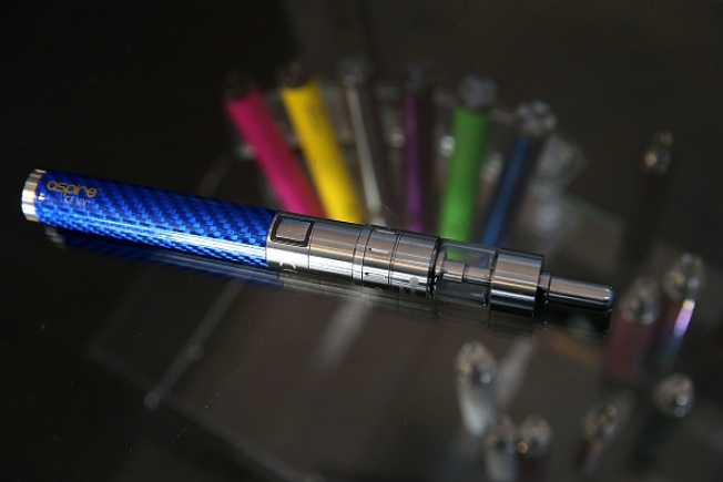 New Regulations on Sale of E-Cigarettes to Take Effect