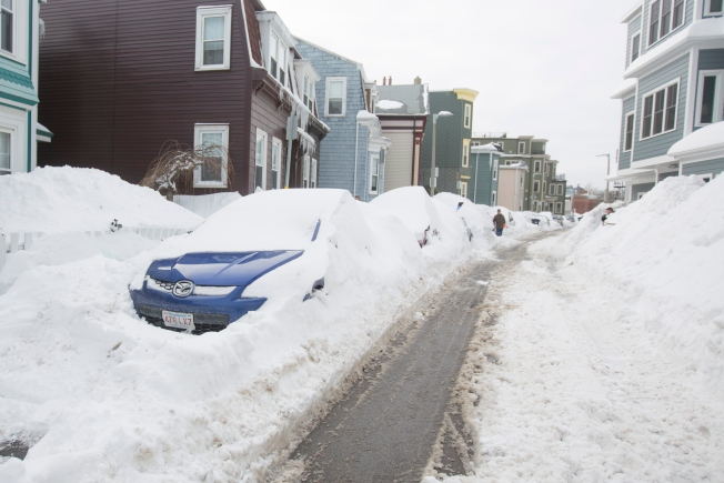 Study Finds Massachusetts Could Have Very Few Days With Temperatures Below Freezing by 2050