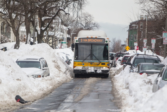 Boston's Snow Record Still Within Grasp?