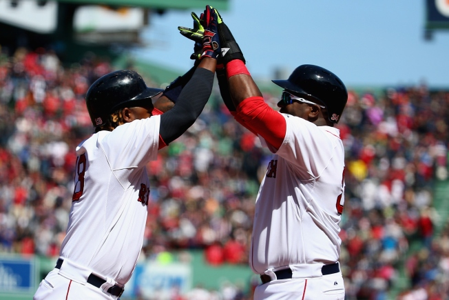 Red Sox Batters: What April Has Taught Us
