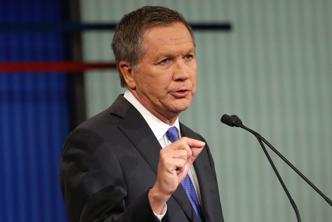 The Boston Globe Endorses John Kasich