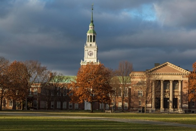 Dartmouth Professor on Leave After Sex Sting Arrest