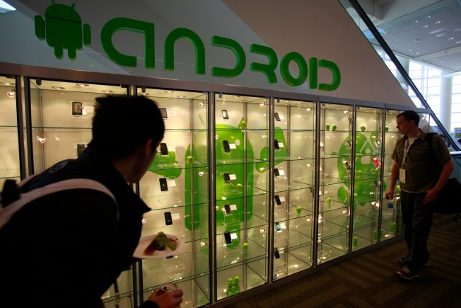 Simple Hack Could 'Critically Expose' Most Android Phones
