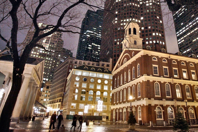 Faneuil Hall Closing for Renovations