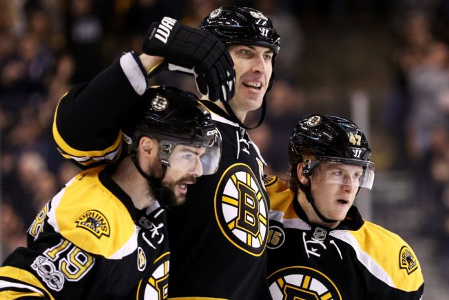 Bruins Streak into the Playoffs With 6 Wins in a Row