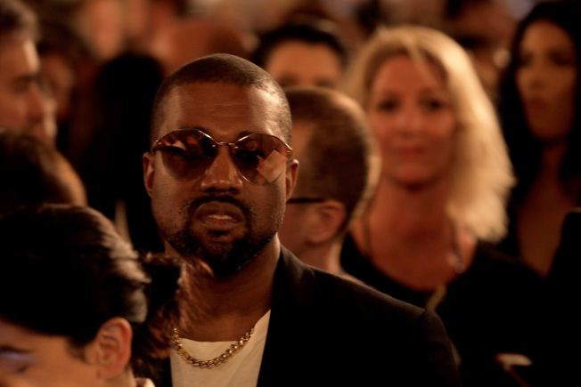 Kanye West Visits Massachusetts Art Museum