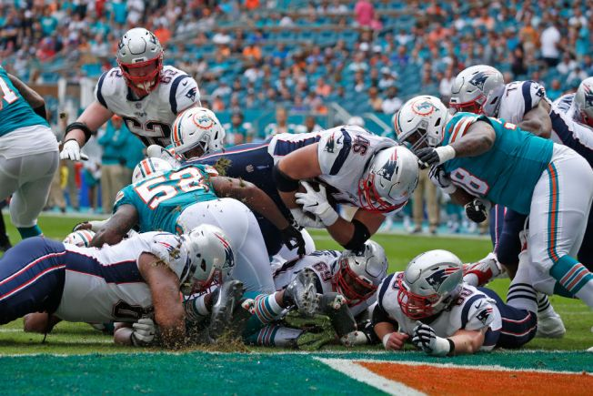 Patriots' Thoughts on Dolphins Tanking