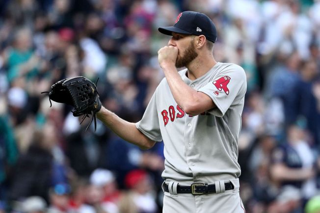Red Sox Clobbered by Mariners in 1st Game Since World Series Win