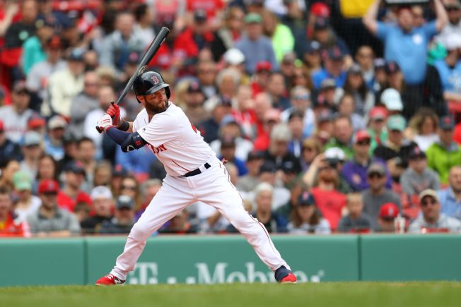 Red Sox Place Dustin Pedroia on IL