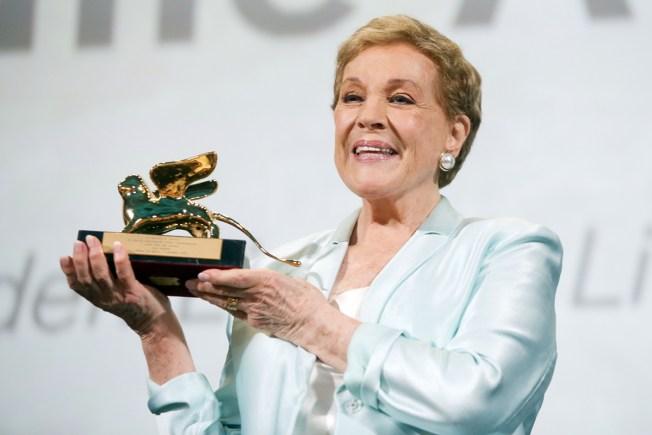 For Julie Andrews, Sudden Success Was 'Like an Assault'