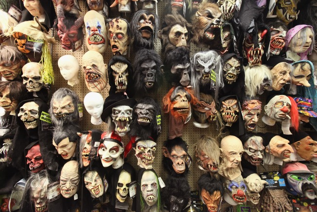 And, the Most Popular Halloween Costumes Around the U.S. Are...