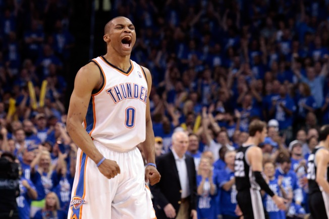 Report: Celtics 'Most Likely Destination' for Westbrook