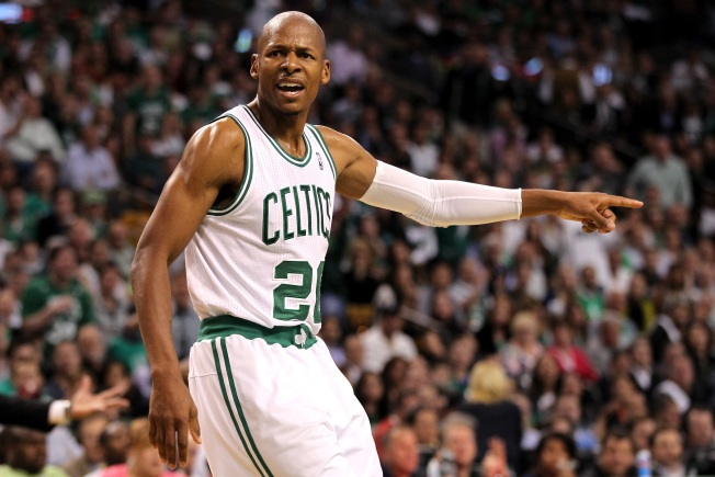 Ray Allen, Top 3-Point Shooter in NBA History, Retires