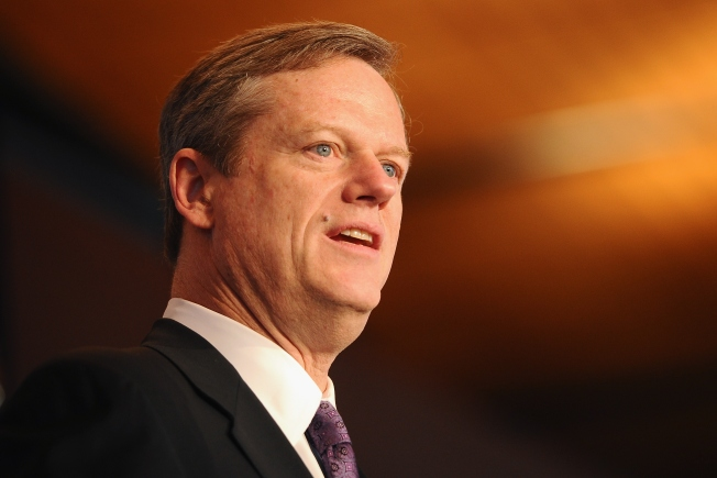 Massachusetts Gov. Charlie Baker on Verge of Socking Away $4M In Campaign Account
