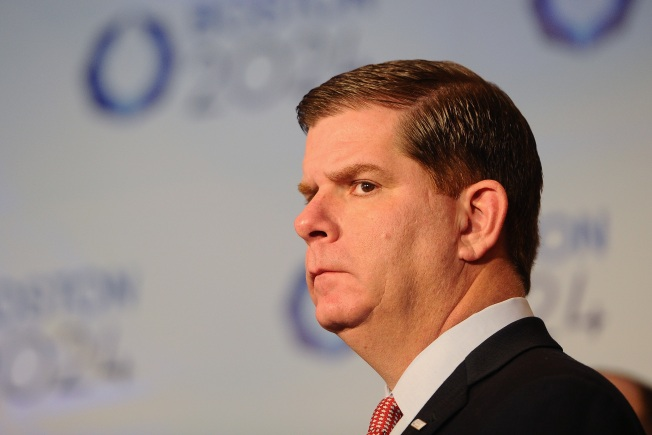 Boston Mayor Marty Walsh Says He's 'Concerned' About President-elect Donald Trump's Victory