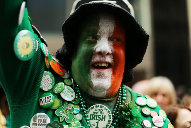 Boston Named Best City for Celebrating St. Patrick's Day