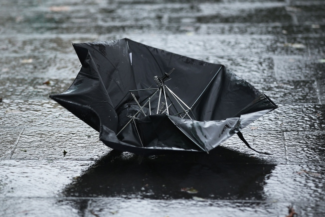 Boston Mayor Walsh Urges Caution During Heavy Rainfall