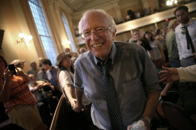 Sanders Will Give a High School Commencement Speech in Vermont this Friday