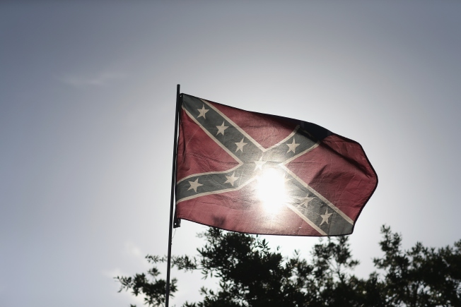 New Hampshire Municipal Worker Told to Take Confederate Flag off Truck