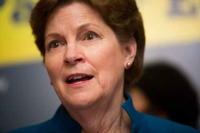 NH Senator Jeanne Shaheen: Don't Talk Politics on Thanksgiving