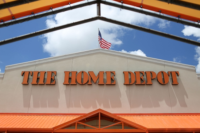 Man Overdoses in Bathroom of Home Depot