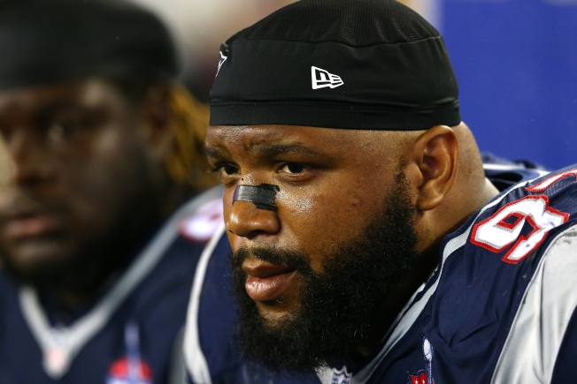 Patriots Alan Branch suspended four games