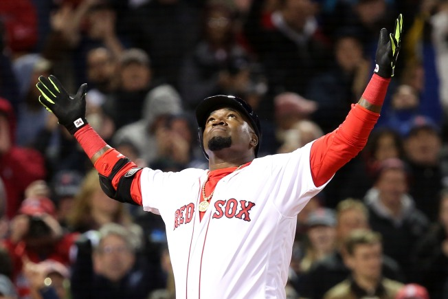 Boston Red Sox David Ortiz Leaves Door Open for One More Year