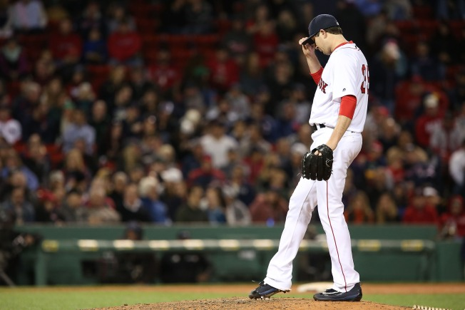 Carson Smith of Boston Red Sox to Undergo Tommy John Surgery