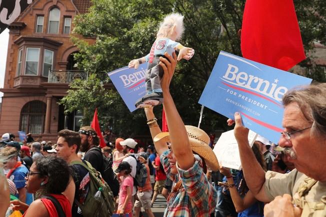 Progressives Call for a More Liberal Agenda in the Democratic Party