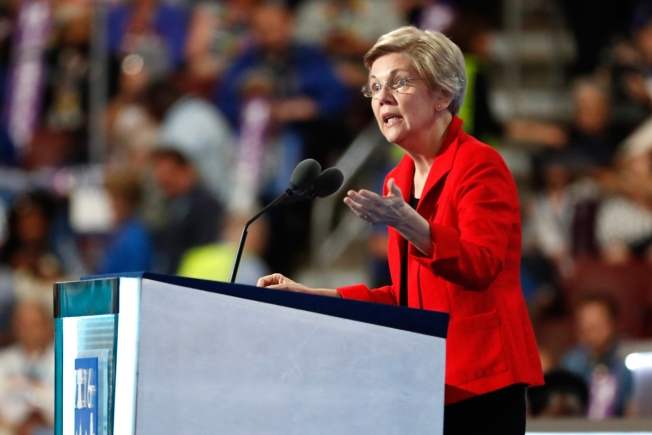 Elizabeth Warren Probes Aetna on Affordable Care Act Pullout