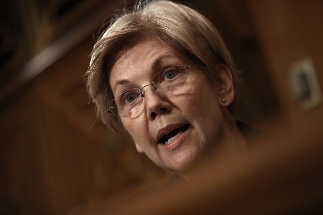 Elizabeth Warren Says Donald Trump is 'Already Failing'