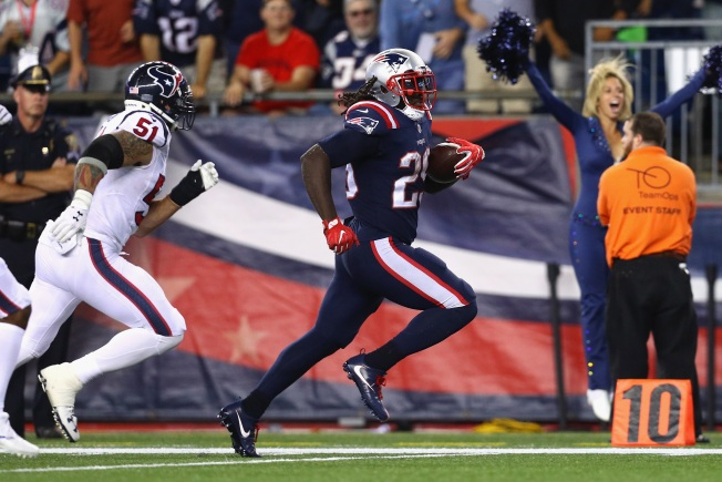 LeGarrette Blount Joins the Philadelphia Eagles on 1-Year Contract