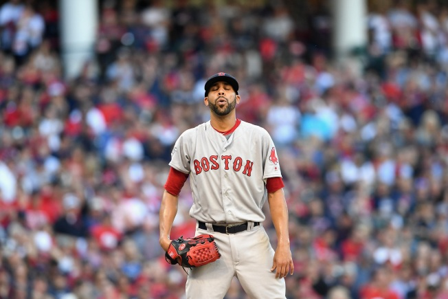 Boston Red Sox Pitcher David Price Blows Up at Media
